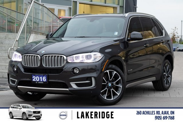 Pre-Owned 2016 BMW X5 xDrive35i |NAV|HEADS UP DISPLAY|BACK UP CAM|REAR CLIMATE|PANO ROOF|HARMAN KARDON