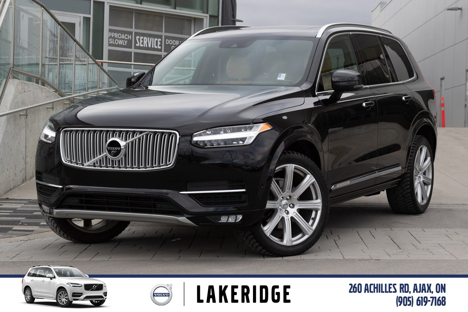Pre-Owned 2016 Volvo XC90 T6 Incscription