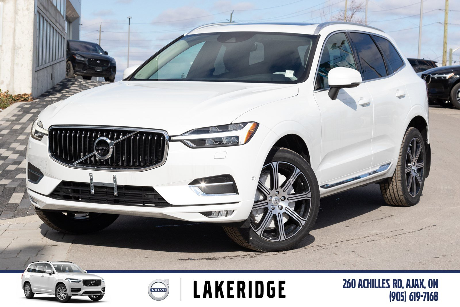 New 2019 Volvo XC60 Inscription