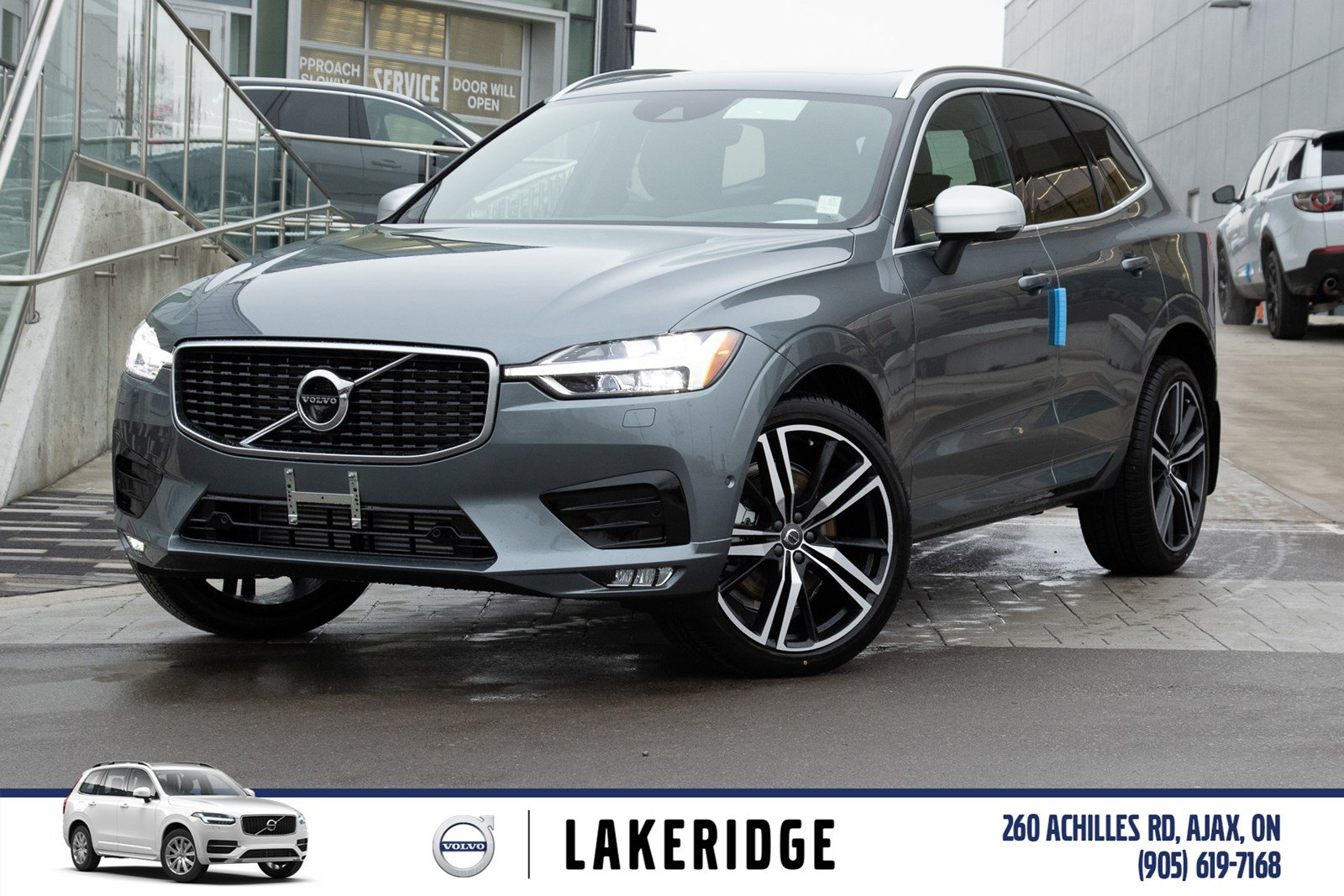 New 2019 Volvo XC60 R-Design