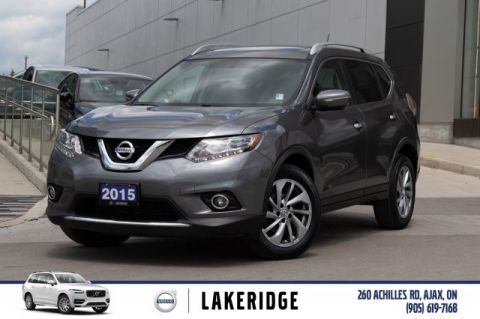 Pre-Owned 2015 Nissan Rogue SL Platinum