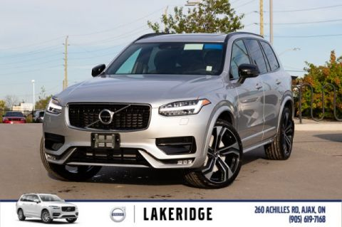 New 2020 Volvo XC90 R-Design