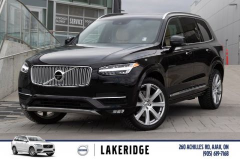 Pre-Owned 2016 Volvo XC90 T6 Inscription - First Edition